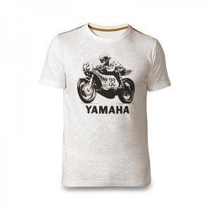 Футболка мужская Yamaha Heritage Race
