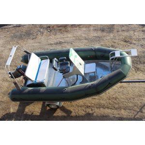 Лодка RIB Raider Marine RM470