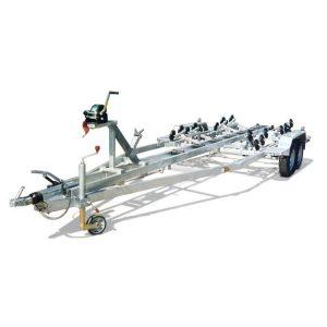 Прицеп лодочный ЛАВ-81018А