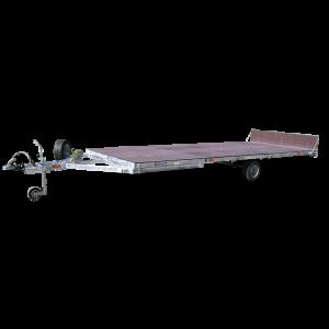 Прицеп-платформа ЛАВ-81019
