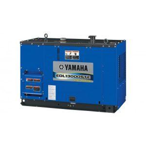 Четырёхтактный дизельный генератор Yamaha EDL13000STE