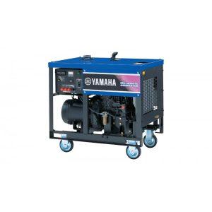 Четырёхтактный дизельный генератор Yamaha EDL13000TE