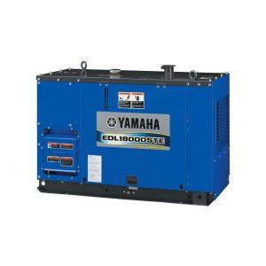 Четырёхтактный дизельный генератор Yamaha EDL18000STE