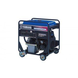 Четырёхтактный бензиновый генератор Yamaha EF12000E