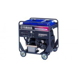 Четырёхтактный бензиновый генератор Yamaha EF13000TE