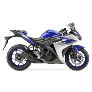 Мотоцикл Yamaha YZF-R3 (2018 м.г.)