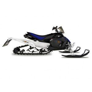 Снегоход для глубокого снега Yamaha Phazer M-TX