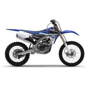 Мотоцикл кроссовый Yamaha YZ450F (2017 м.г.)