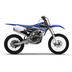 Мотоцикл кроссовый Yamaha YZ450F (2019 м.г.)