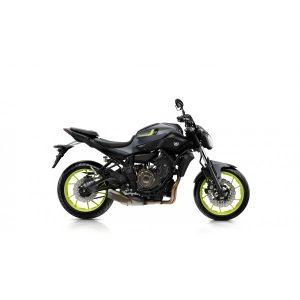 Мотоцикл Yamaha MT-07A (2016 м.г.)