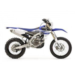 Мотоцикл внедорожный Yamaha WR450F (2019 м.г.)