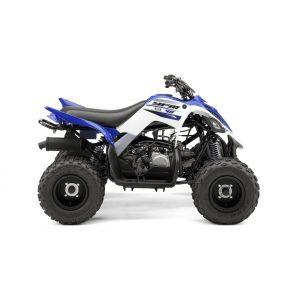Спортивный детский квадроцикл Yamaha YFM90R Raptor (2018 м.г.)