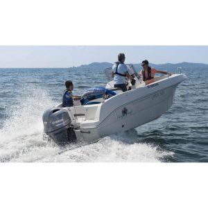 Четырёхтактный Лодочный мотор Yamaha F100FETL