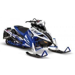 Снегоход спортивный Yamaha Sidewinder X-TX SE 141 (2018 м.г.)
