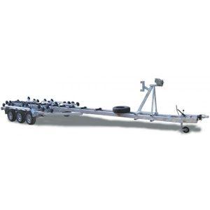 Прицеп лодочный ЛАВ-81023