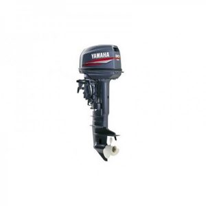 Двухтактный лодочный мотор Yamaha 30DETOL