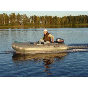 Лодка ПВХ Silverado 33S