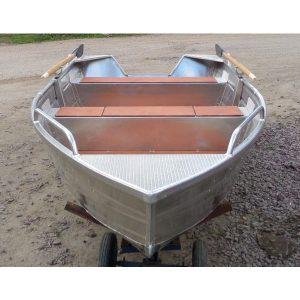 Лодка алюминиевая Аквамакс ВУОКСА-360
