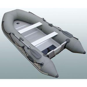 Лодка ПВХ Silverado 36S
