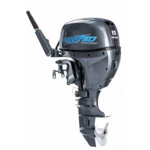 4х-тактный лодочный мотор Mikatsu MF15FHES