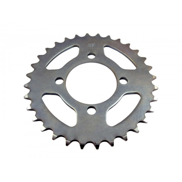 Звезда (ведомая) 32 зуба для квадроциклов Yamaha YFM 125/ YFA-1 BREEZE