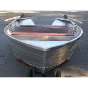 Лодка алюминиевая Аквамакс ВУОКСА-420
