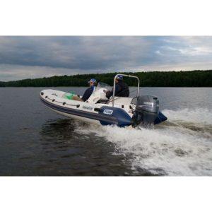 Лодка RIB Yamaran B-450R