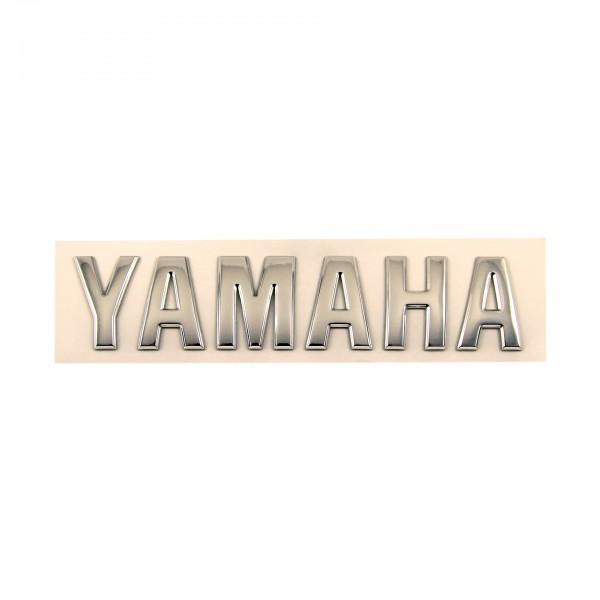 Эмблема наклейка Yamaha