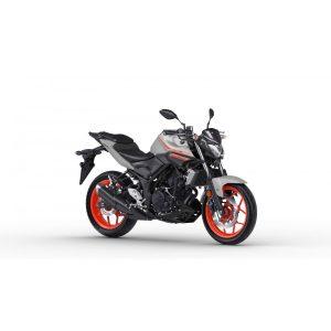 Мотоцикл Yamaha MT-03A (2019 м.г.)