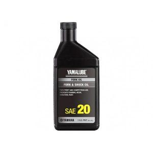 Масло для передних вилок Yamalube Fork Oil SAE 20