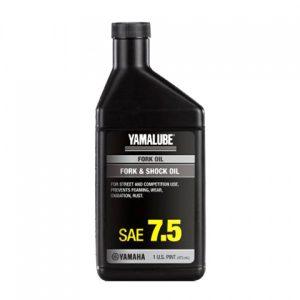 Масло для передних вилок Yamalube Fork Oil SAE 7.5
