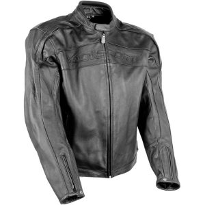 Куртка мотоциклетная кожаная AGVSPORT TOPANGA