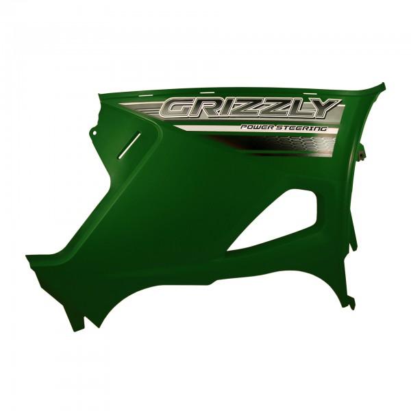 Обтекатель пластиковый правый (зеленый)