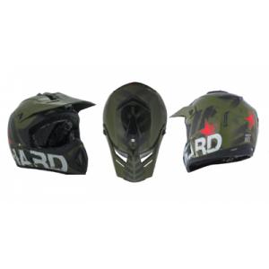 Шлем кроссовый CKX Ride Hard