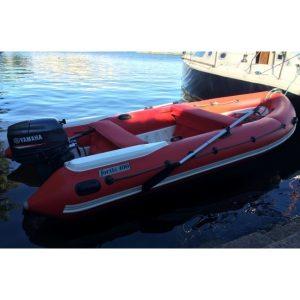 Лодка RIB Fortis 430