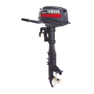 Двухтактный лодочный мотор Yamaha E8DMHS серии Enduro