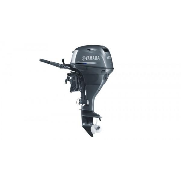 Четырёхтактный Лодочный мотор Yamaha F25GMHS