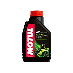 Полусинтетическое моторное масло Motul 5100 4T 10W40