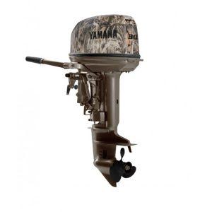 Двухтактный лодочный мотор Yamaha 30 HWCS camo
