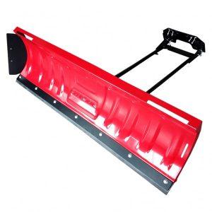 Отвал снегоуборочный RIVAL (красный) для квадроциклов Yamaha Grizzly 550/ 700