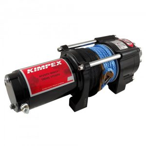 Лебедка Kimpex 4500 (Кевларовый трос)