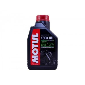 Вилочное масло MOTUL FORK OIL EXP M/H 15W