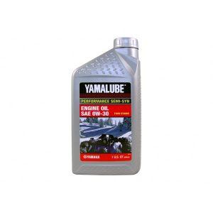 Полусинтетическое масло Yamalube 0W-30