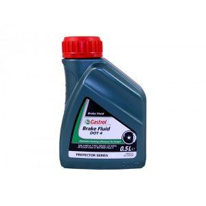 Тормозная жидкость CASTROL DOT4