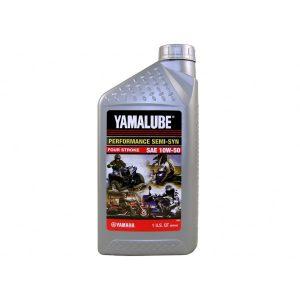 Полусинтетическое спортивное моторное масло Yamalube 10W-50 (1 л.)