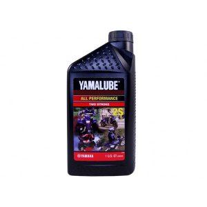 Полусинтетическое моторное масло Yamalube 2S