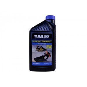 Полусинтетическое масло Yamalube 2W (1 л.)