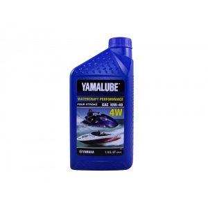 Минеральное масло Yamalube 4W (1 л.)