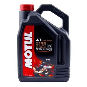 Масло моторное синтетическое MOTUL 7100 4T 20W-50 (4 л.)