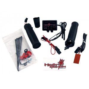 Подогрев ручек и курка SYMTEC ATV Quad Zone с 4-х зонным контроллером